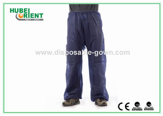 Hospital Disposable Pants Disposable Trousers Without Glass Fibres